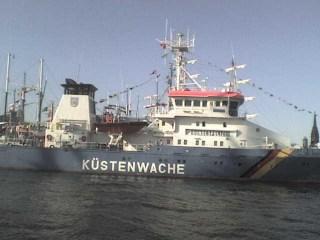 Kuestenwache Hamburg Hafengeburtstag