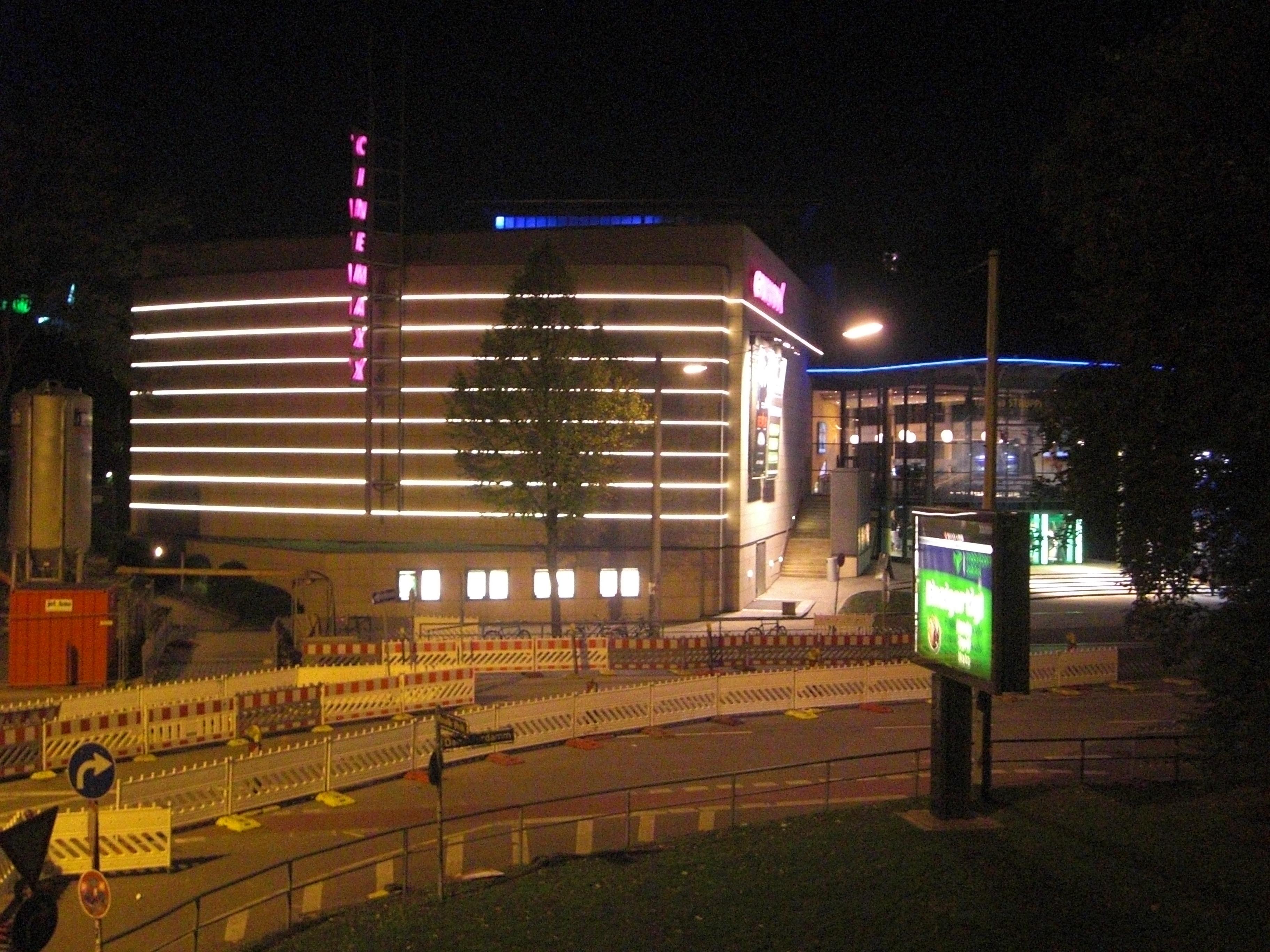 Cineplex Hamburg Dammtor