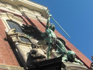 Statue Michel