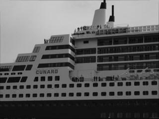 Besatzung der Queen Mary 2