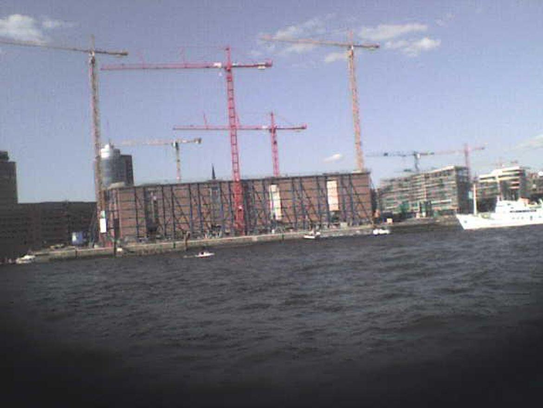 Hier entsteht die Oper in der Hafencity.JPG